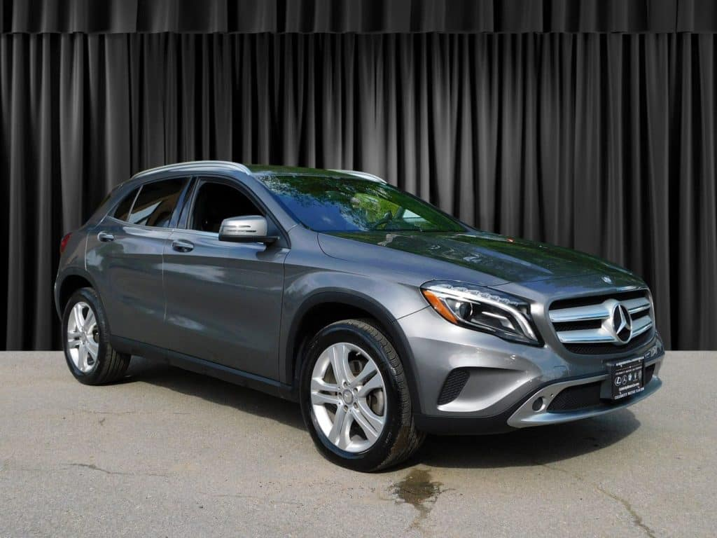 Certified Pre-Owned 2016 Mercedes-Benz GLA 250 AWD 4MATIC®