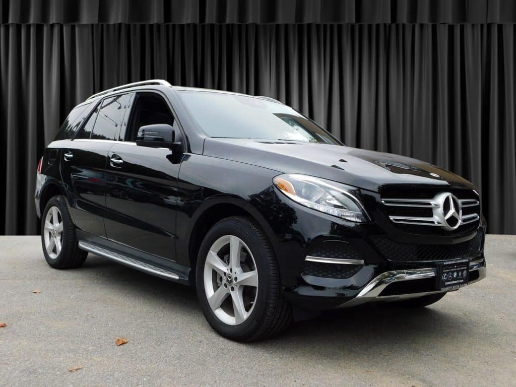 Pre-Owned 2018 Mercedes-Benz GLE 350 AWD 4MATIC®