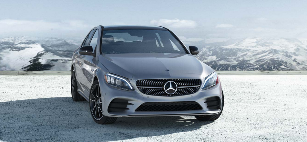 New 2019 Mercedes-Benz C 300 AWD 4MATIC®
