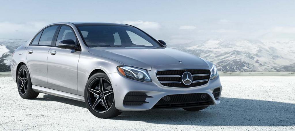 New 2019 Mercedes-Benz E 300 Sport AWD 4MATIC®