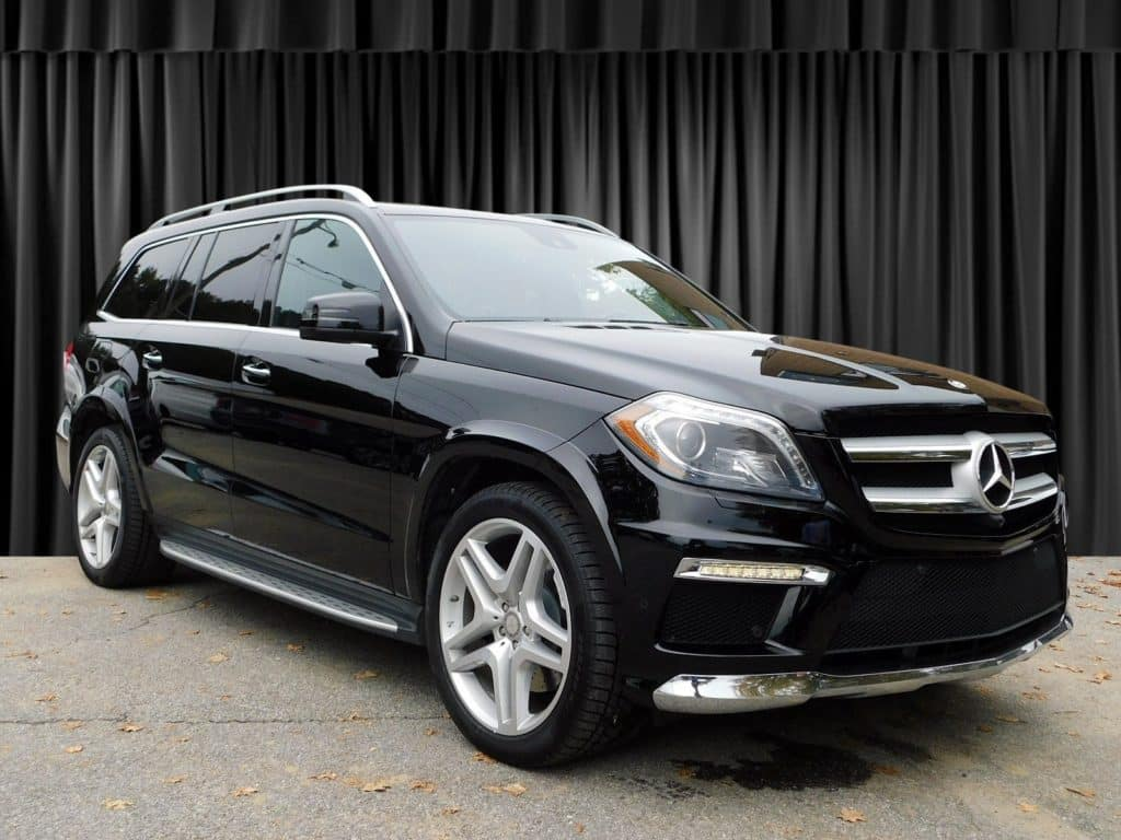 Certified Pre-Owned 2015 Mercedes-Benz GL 550 AWD 4MATIC®