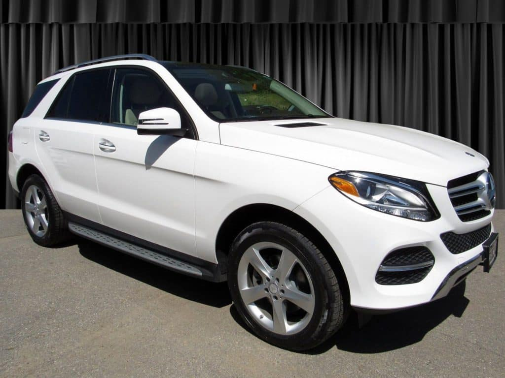 Certified Pre-Owned 2016 Mercedes-Benz GLE 350 AWD 4MATIC®
