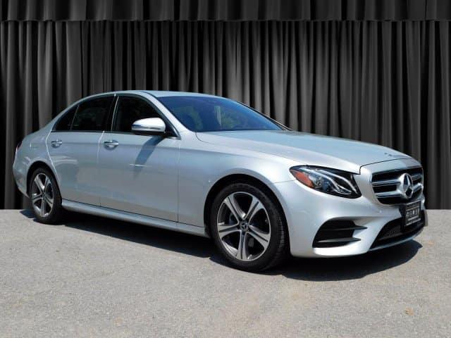 Pre-Owned 2019 Mercedes-Benz E 300 Sport AWD 4MATIC®