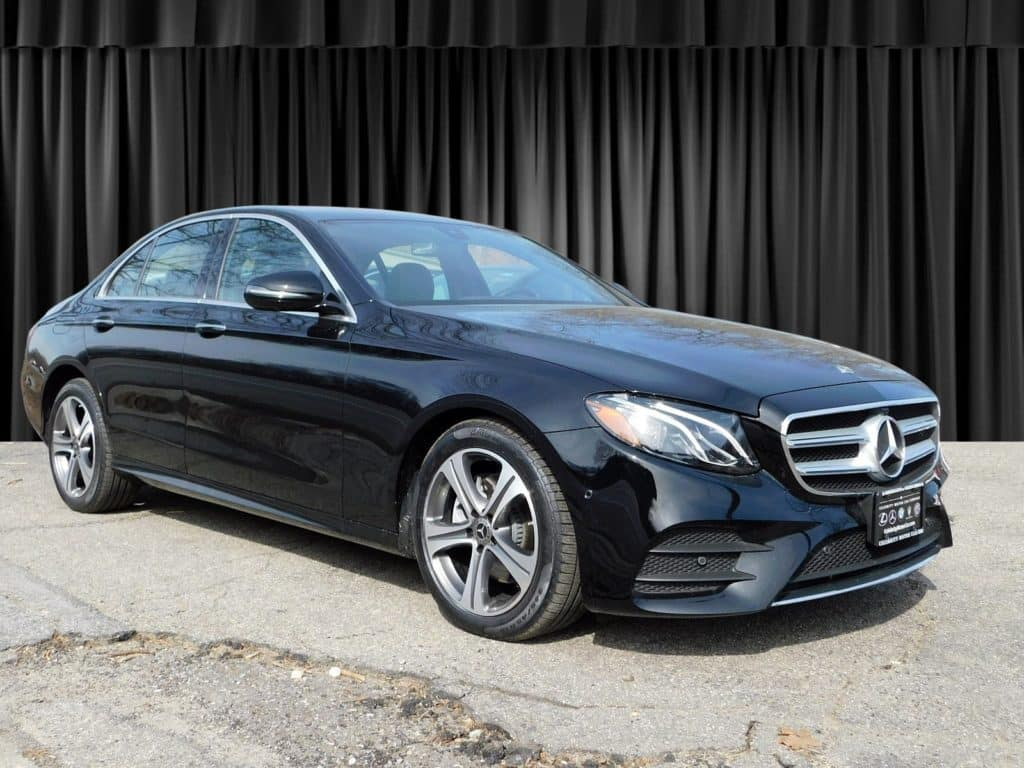 Pre-Owned 2019 Mercedes-Benz E 300 Sport AWD 4MATIC®