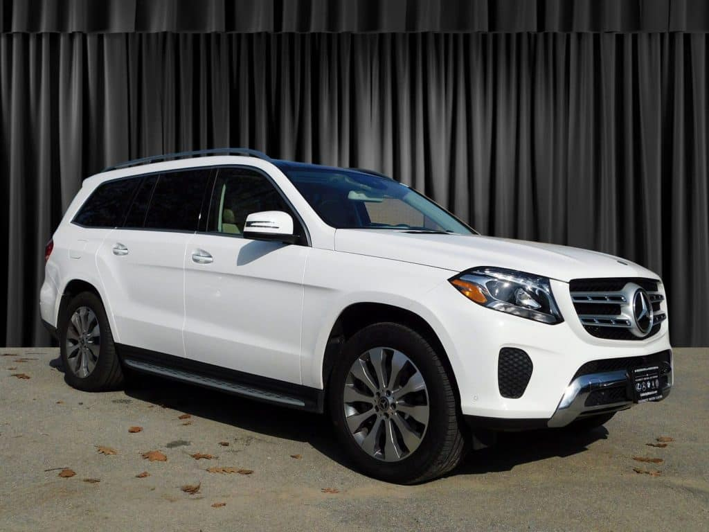 Pre-Owned 2018 Mercedes-Benz GLS 450 AWD 4MATIC®