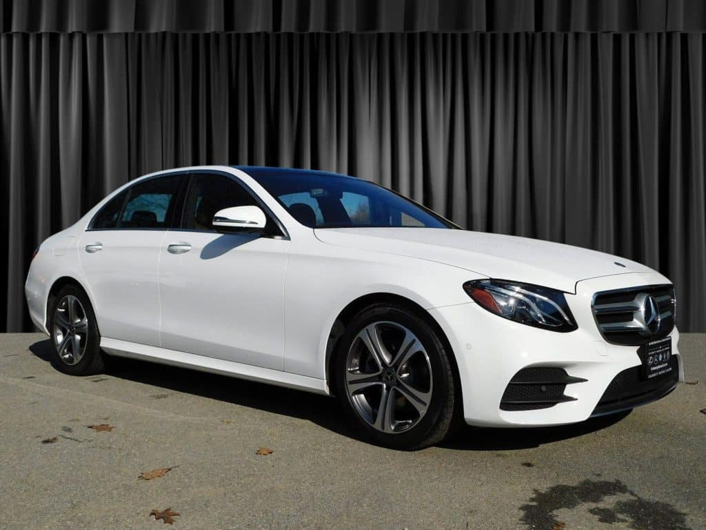 Pre-Owned 2018 Mercedes-Benz E 300 Sport AWD 4MATIC®