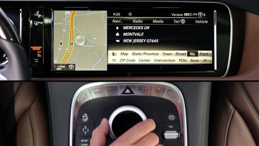 Mercedes-Benz COMAND