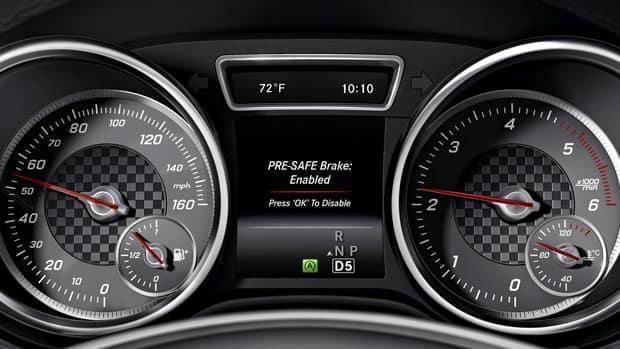 Mercedes-Benz PRESAFE®