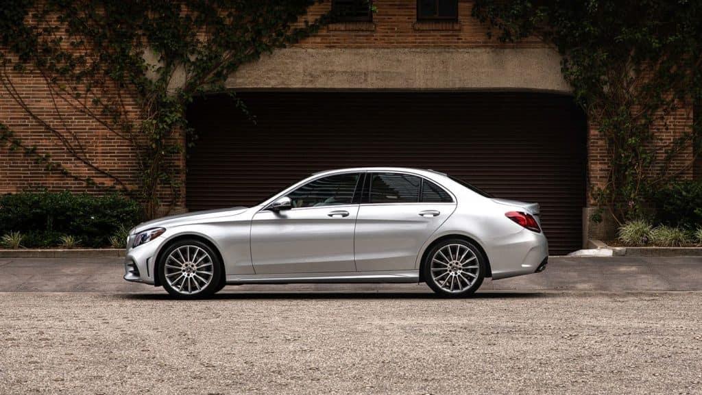 New 2021 Mercedes-Benz C 300 AWD 4MATIC®