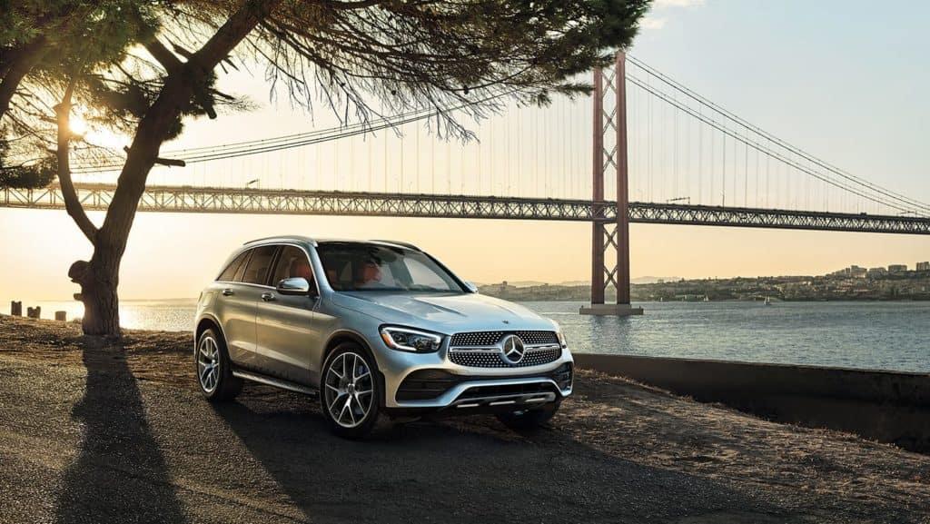 NEW 2021 Mercedes-Benz GLC 300 4MATIC®