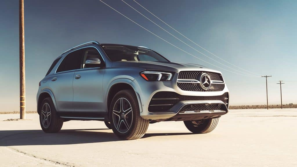 NEW 2021 Mercedes-Benz GLE 580 With Navigation & AWD 4MATIC®