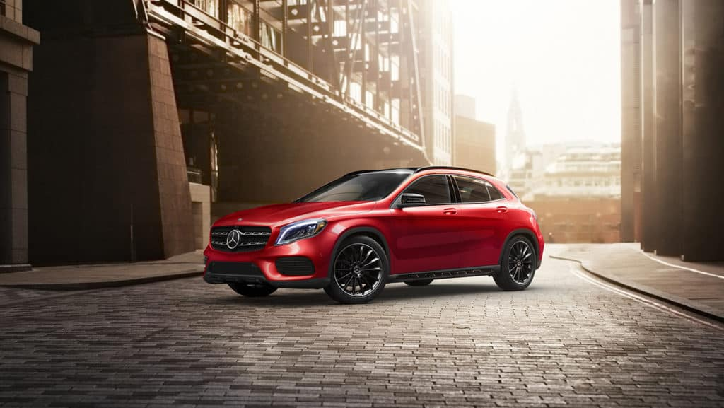 New 2020 Mercedes-Benz GLA 250 AWD 4MATIC®