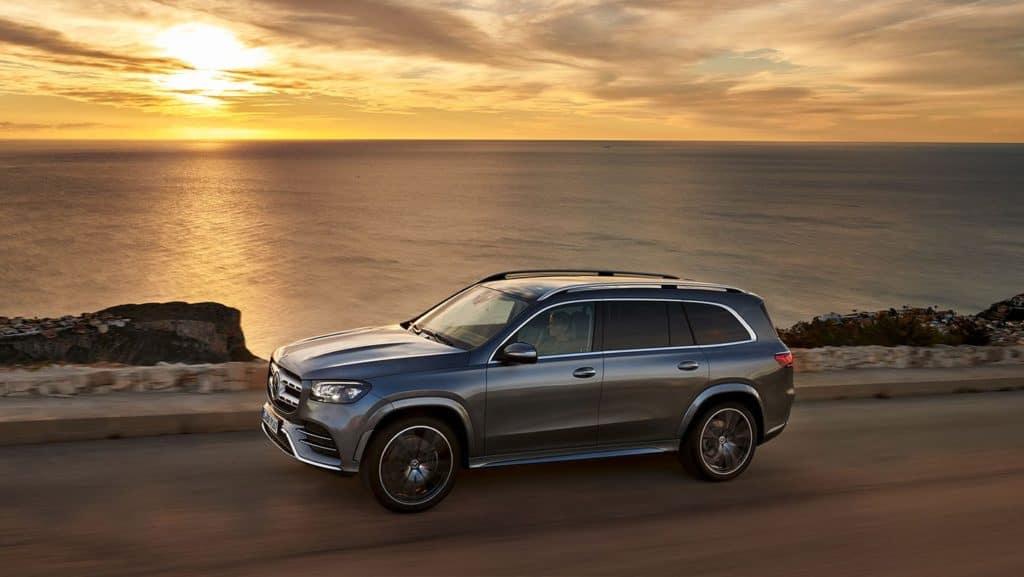 NEW 2021 Mercedes-Benz GLS 450 With Navigation & AWD 4MATIC®