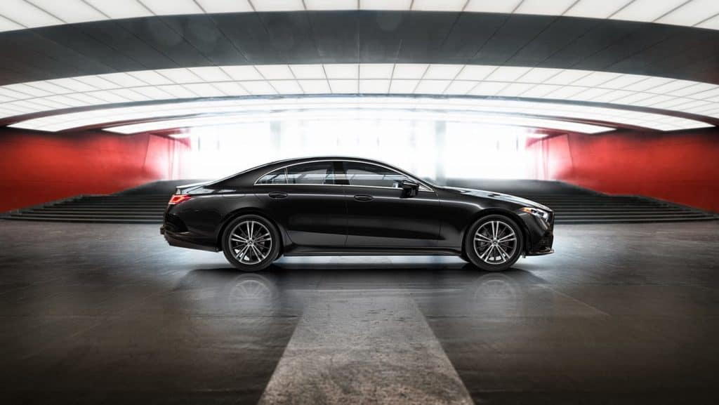 NEW 2021 Mercedes-Benz CLS 450 With Navigation & AWD 4MATIC®