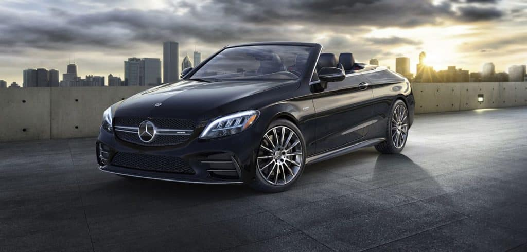 New 2020 Mercedes-Benz C-Class AMG® C 63 Cabriolet Rear Wheel Drive CABRIOLET