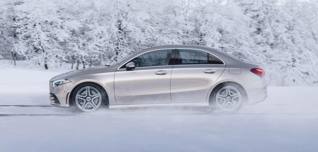 NEW 2021 Mercedes-Benz A-Class AMG® A 35 AWD 4MATIC®
