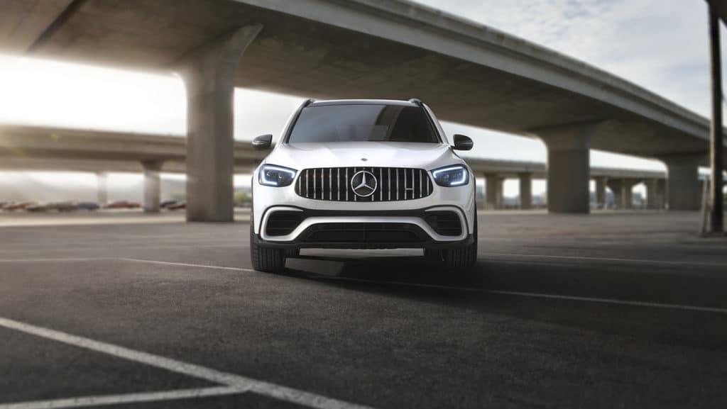 New 2020 Mercedes-Benz AMG® GLC 43 SUV AWD 4MATIC®