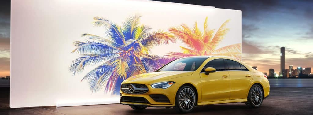 New 2021 Mercedes-Benz CLA 250 4MATIC® Coupe
