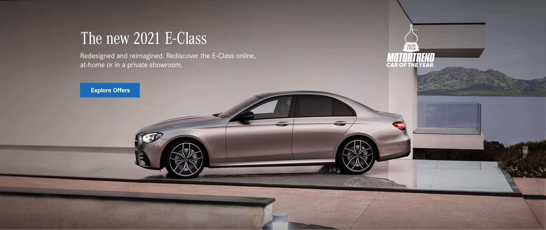 E-Class COTY