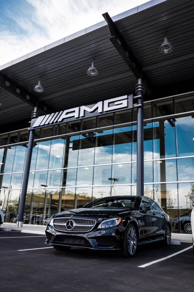 Why buy from mercedes benz of music city mercedes benz for Nashville mercedes benz