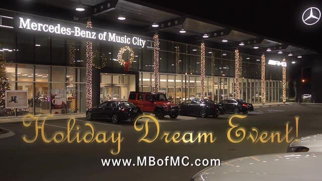 Like new vehicle specials mercedes benz of music city for Mercedes benz of music city