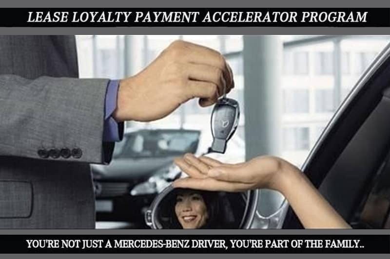 Lease Loyalty 3 Month Payment Credit