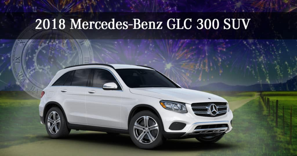 New Year 2018 Glc 300 Suv Mercedes Benz Of Music City