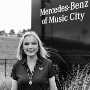 Beatrix Mohsenin at Mercedes-Benz of Music City