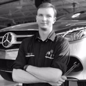 Josh Cantrell at Mercedes-Benz of Music City