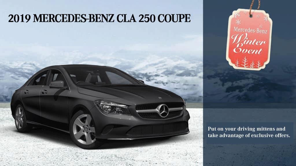 2019 CLA 250 Coupe