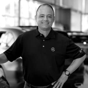 Brian Badger at Mercedes-Benz of Music City