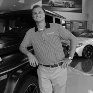 Colin Dugan at Mercedes-Benz of Music City