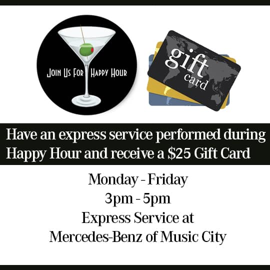 happy hour gift card offer