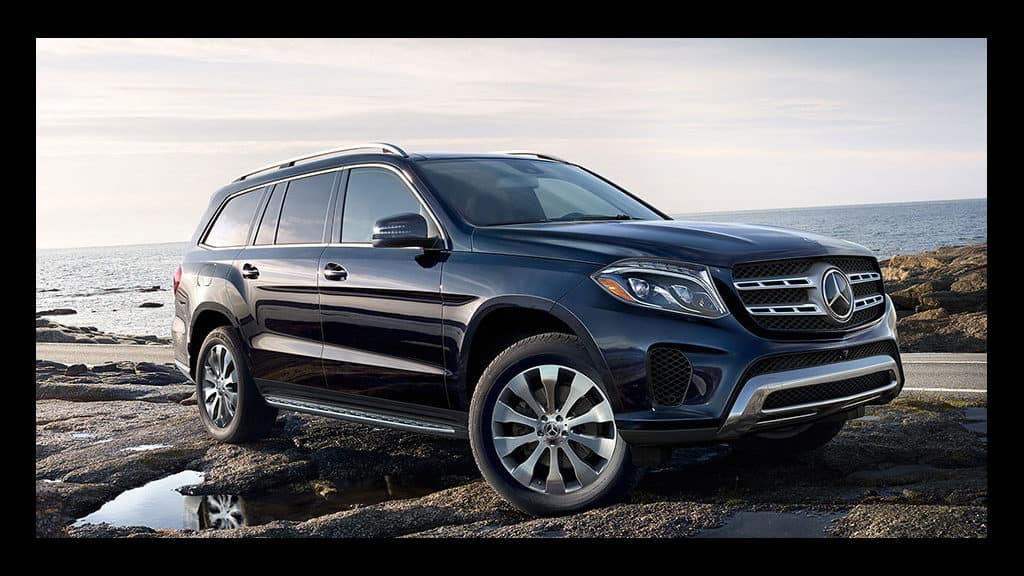 2019 GLS 450 SUV 4MATIC®