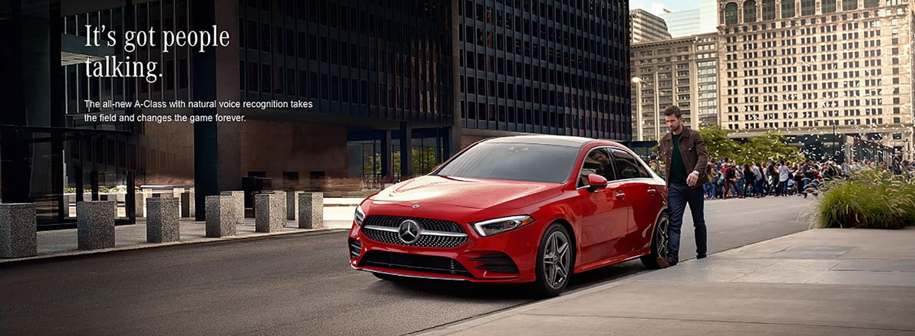 Mercedes Benz A Class >> The All New Mercedes Benz A Class Nashville Tn Mercedes