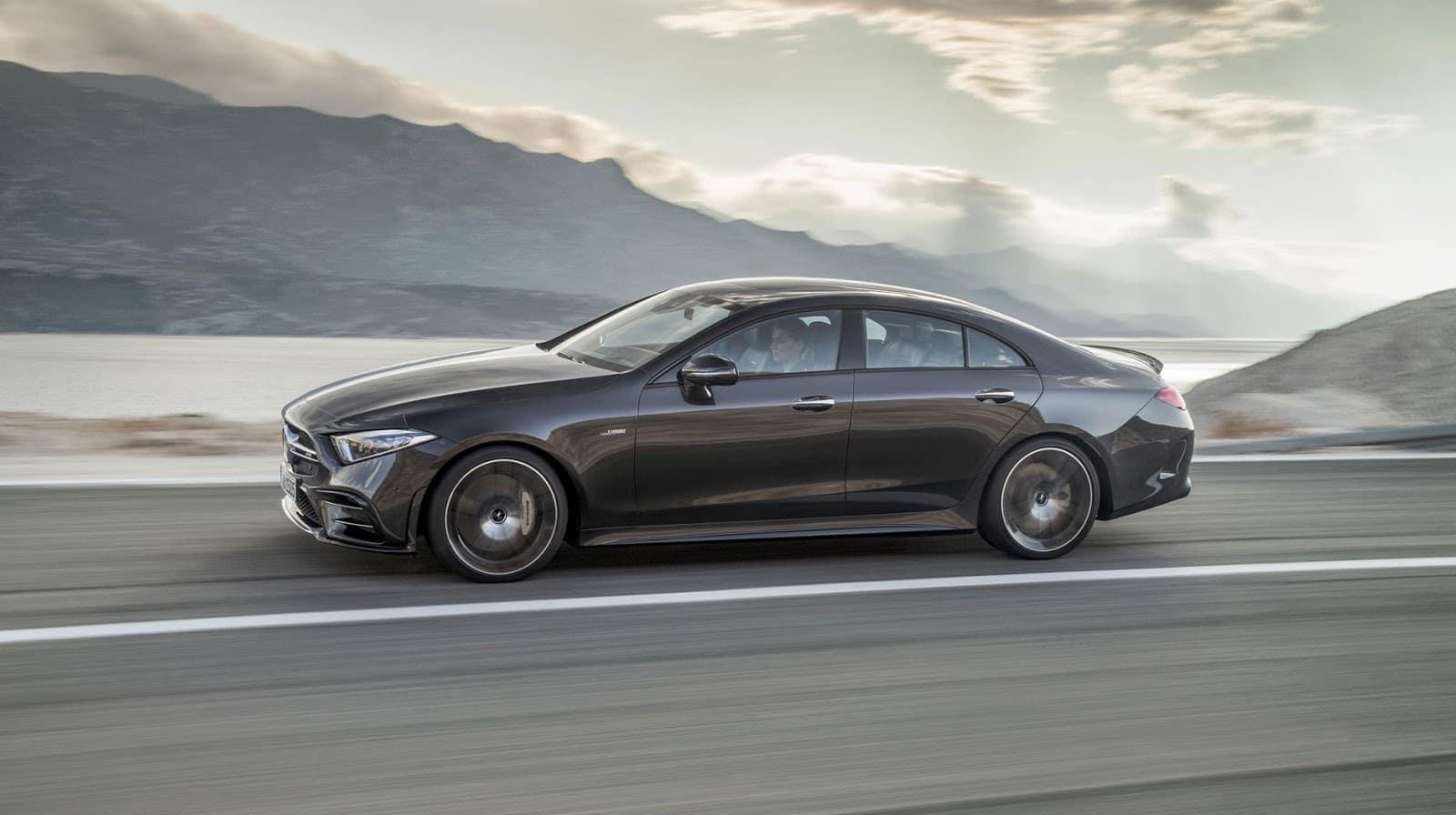 2019 Mercedes Benz CLS 53