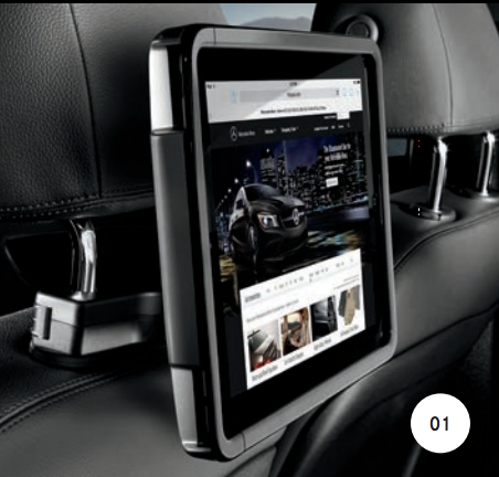 iPad Docking Station - Mercedes-Benz of Music City