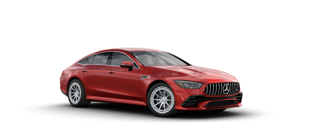 #2 - The 2019 Mercedes-Benz AMG® GT 4-Door Coupe