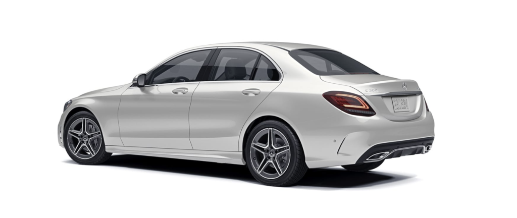 #3 - The 2019 Mercedes-Benz AMG® C-Class Sedan