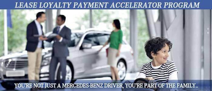 Lease Loyalty 5 Month Payment Credit
