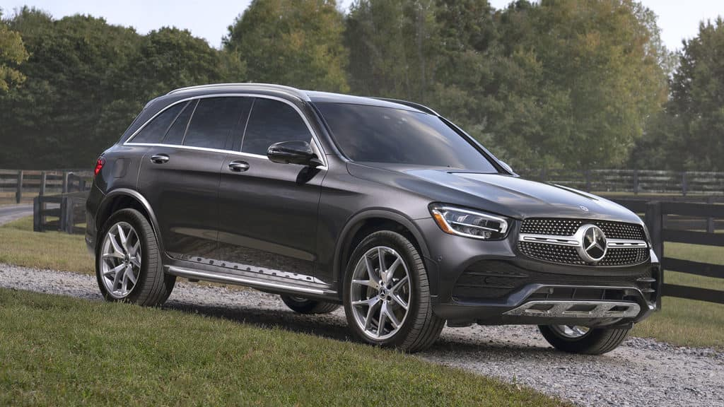 2020 Mercedes-Benz GLC 300 SUV