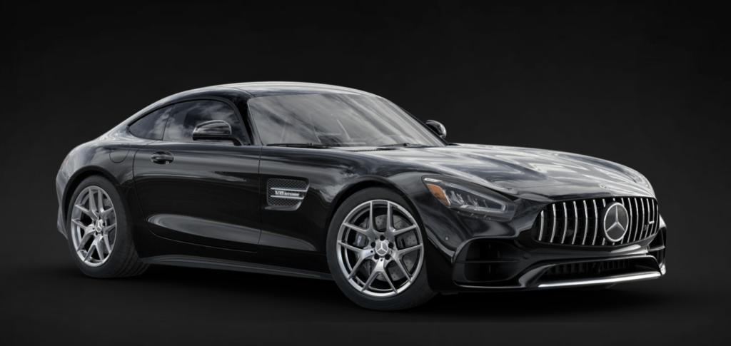 2020 Mercedes-Benz AMG® GT Review