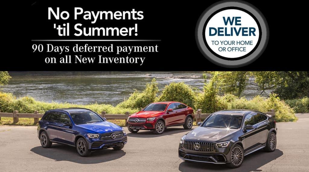 Mercedes-Benz Payment Deferral Program