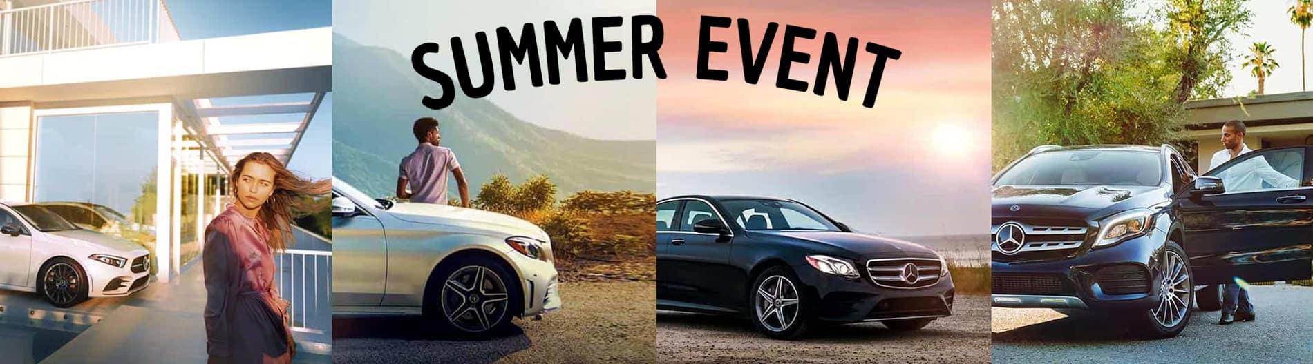 Mercedes-Benz Summer Event Nashville