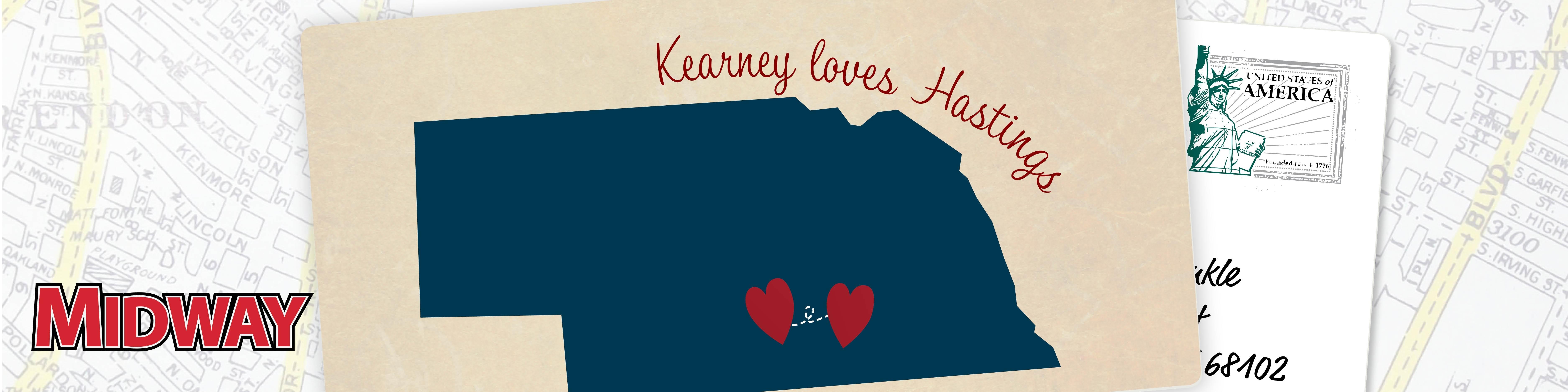 Midway Loves Hastings l Midway Auto Dealerships l Kearney, NE