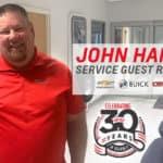 Meet Midway Monday John Hanson