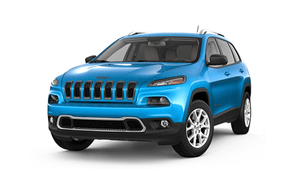 Jeep</br> Cherokee