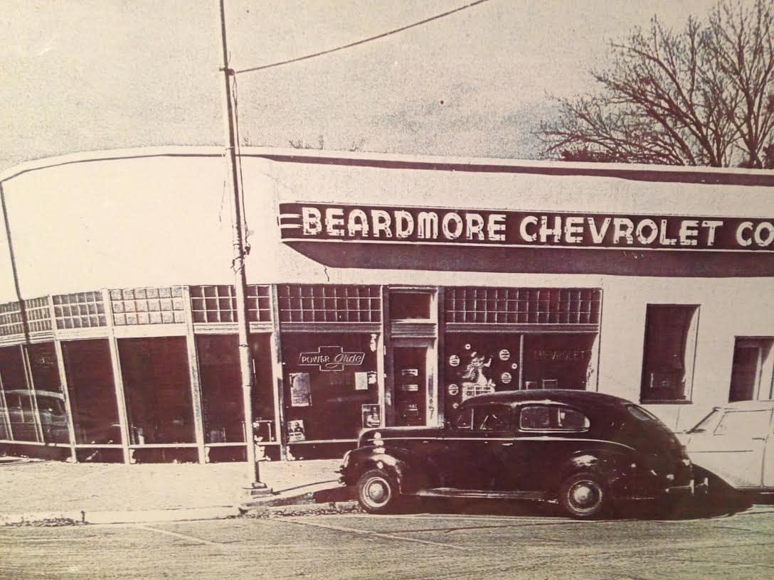 Old Dealership Image