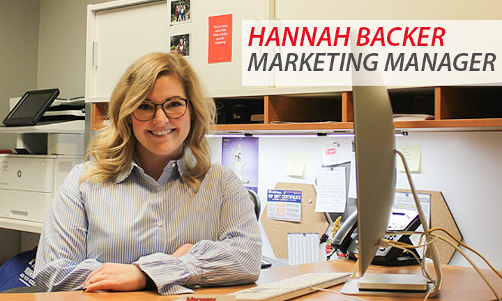 Meet Midway Monday Marketing Manager