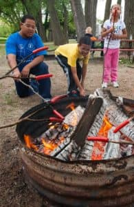 Fort Kearny Outdoor Expo Campfire